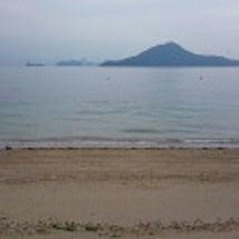 はじめての海♪
