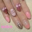 ピンク&3D☆