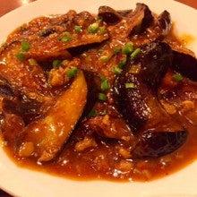 中華料理 美山飯店:麻婆ナス定食