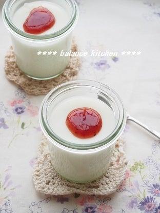 米粉のミルクプリン2