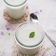 ゼラチン不要のミルク…
