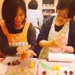 デコ和菓子教室 体験…