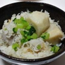 ☆里芋ご飯☆