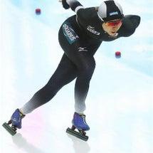 【スピードスケート】…