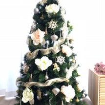 やっとクリスマスツリ…