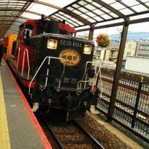 ☆嵯峨野トロッコ列車