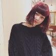 Kieちゃんの赤髪♡
