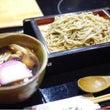 上田市のお蕎麦屋さん…