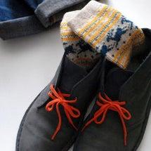 この冬大活躍の靴下
