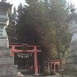 天河神社へ