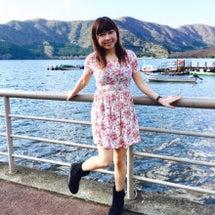 #芦ノ湖 に帰りに寄…