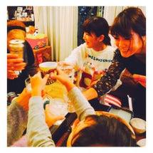 ちーちゃん生誕祭の様…