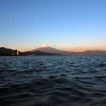 赤富士とアカタチ