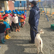 武川保育園 ヤギのえ…