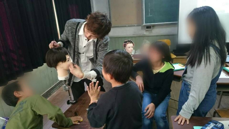 宇部市小学校キャリア教育