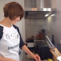 キッチンにたつ私
