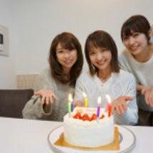 ☆ お誕生日会♡ ☆
