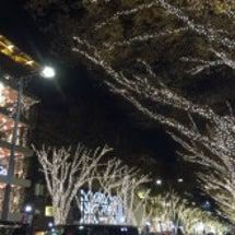 表参道のクリスマスイ…