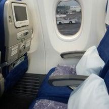 大韓航空で初めてシー…