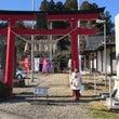 諏訪神社からエネルギ…