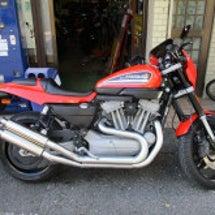 ハーレー XR120…