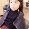 CM子役のヘアセット…