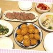 昨日の夕食☆