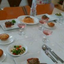 毎月の料理教室