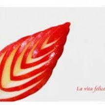 飾り切り林檎のワッフ…