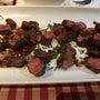 イタリアンでの肉料理…