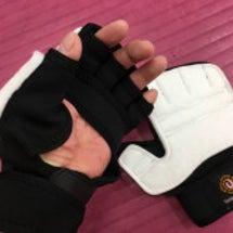 少林寺拳法の拳サポ