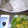 9日の食事夜写真