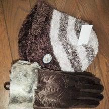 帽子と手袋★