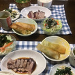 本日の夕食