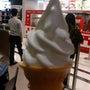 ソフトクリームのミニ…