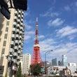 今日は東京タワーにい…
