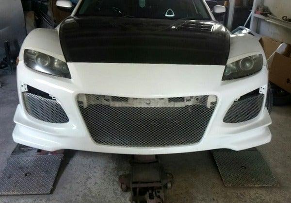 RX-8 塗装