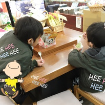 買い物(*☻-☻*)