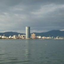 琵琶湖釣り納めなぅ