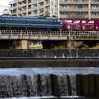 JR京都線芥川橋梁 …