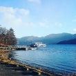 中禅寺湖と足尾銅山