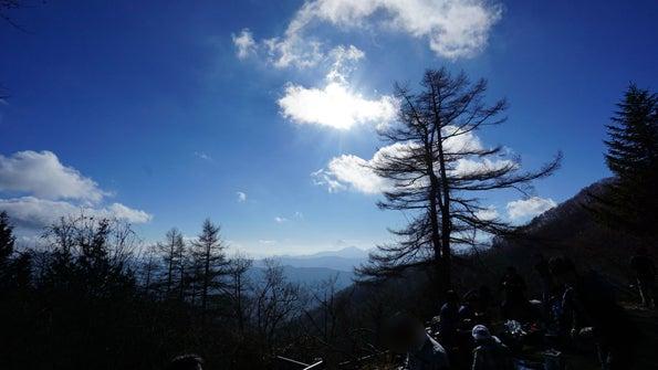 雲取山,石尾根
