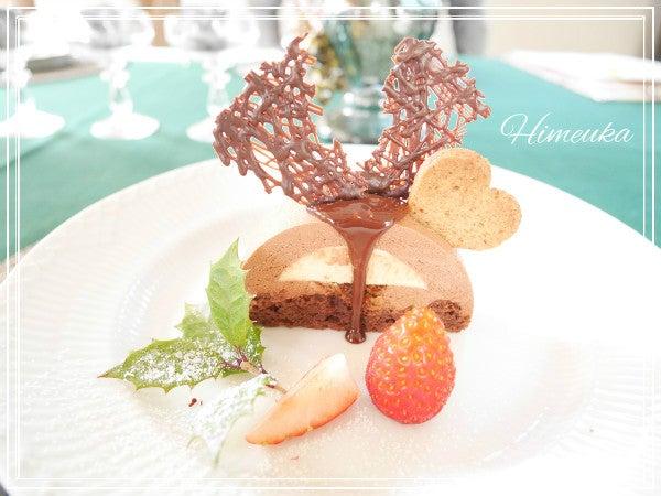 サロンドマリー先生クリスマスケーキ