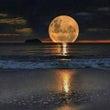 満月からのメッセージ