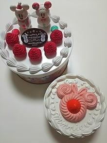 ミッキークリスマスケーキ