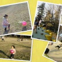*成長~公園遊び*