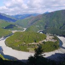 鉱山遺跡水車谷と紀和…