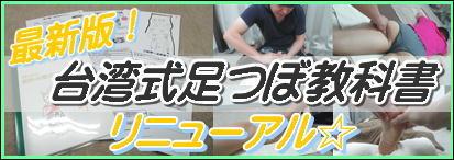 台湾式足つぼ教科書リニューアル!2017年最新版☆8