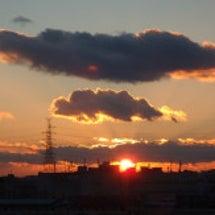 落日グラデーション