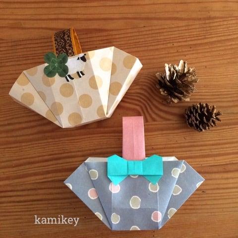 ハート 折り紙 折り紙 可愛い箱 : ameblo.jp